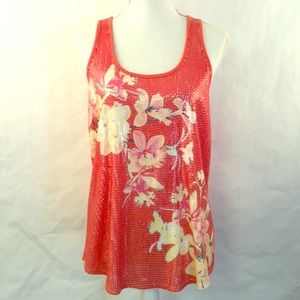 Express tank top size medium
